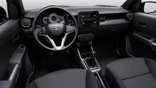 Ignis GL+ interieur