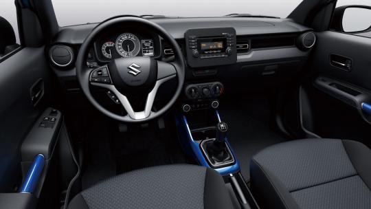 GL Ignis interieur
