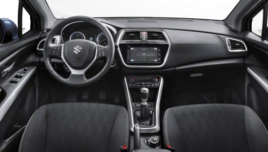Interieur GL+ S-Cross